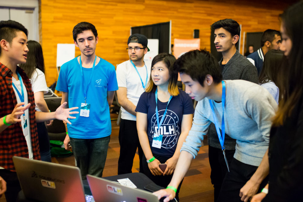 4 Things a Hackathon is About