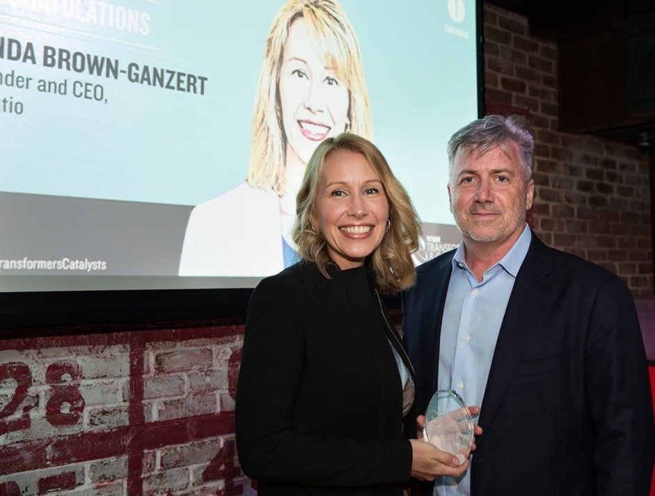 Curatio CEO Lynda Brown-Ganzert was recognized as a 2019 Healthcare Transformer by Medical, Marketing, and Media; the brand's honor roll of visionaries, gurus, self-starters, operators, and wonks bravely working to bring about change in the $3 trillion healthcare industry.
