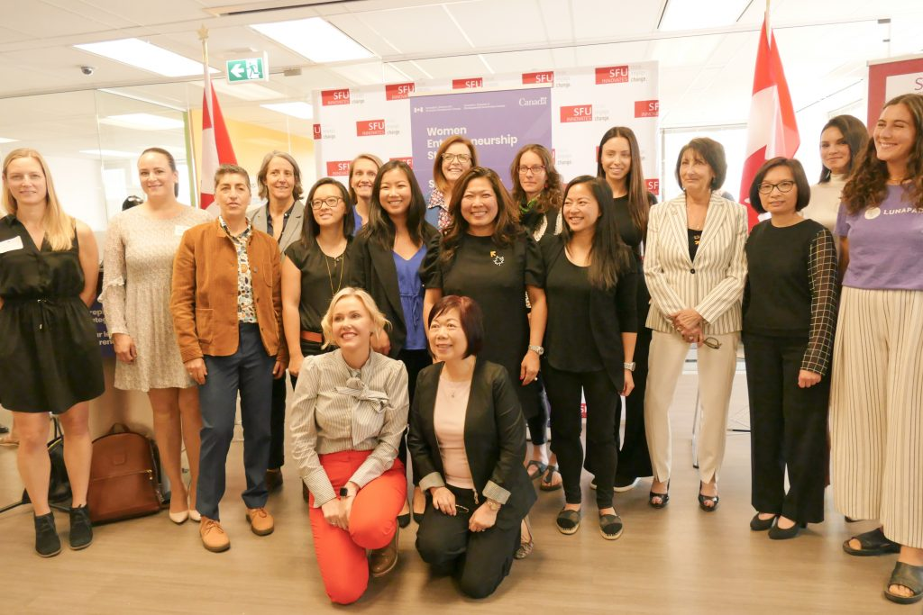 Women Entrepreneurship Strategy Grant Recipients