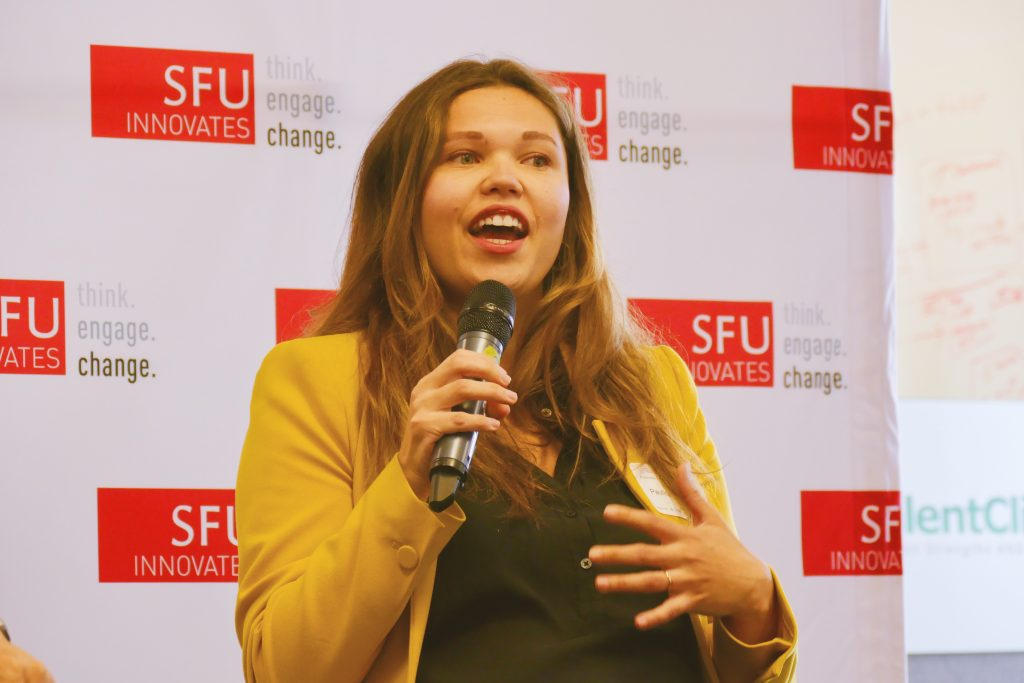 Paulina Cameron, Forum for Women Entrepreneurs