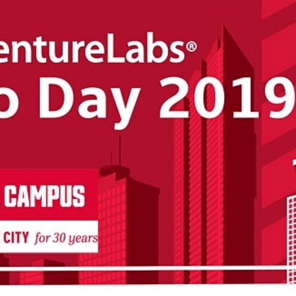 Poster for SFU VentureLabs Demo Day