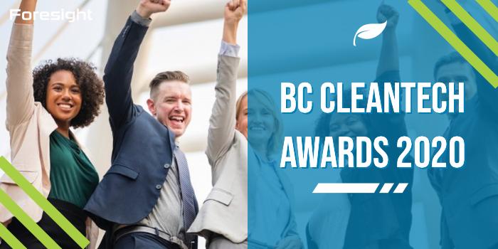 BC Cleantech Awards 2020