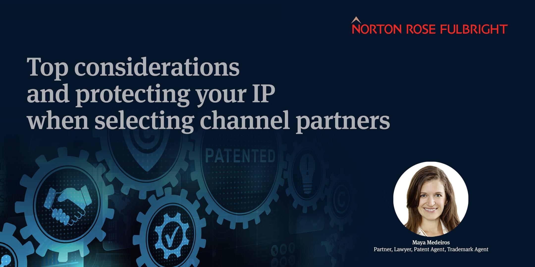 HyperGlobal Seminar:Top considerations and protecting your IP