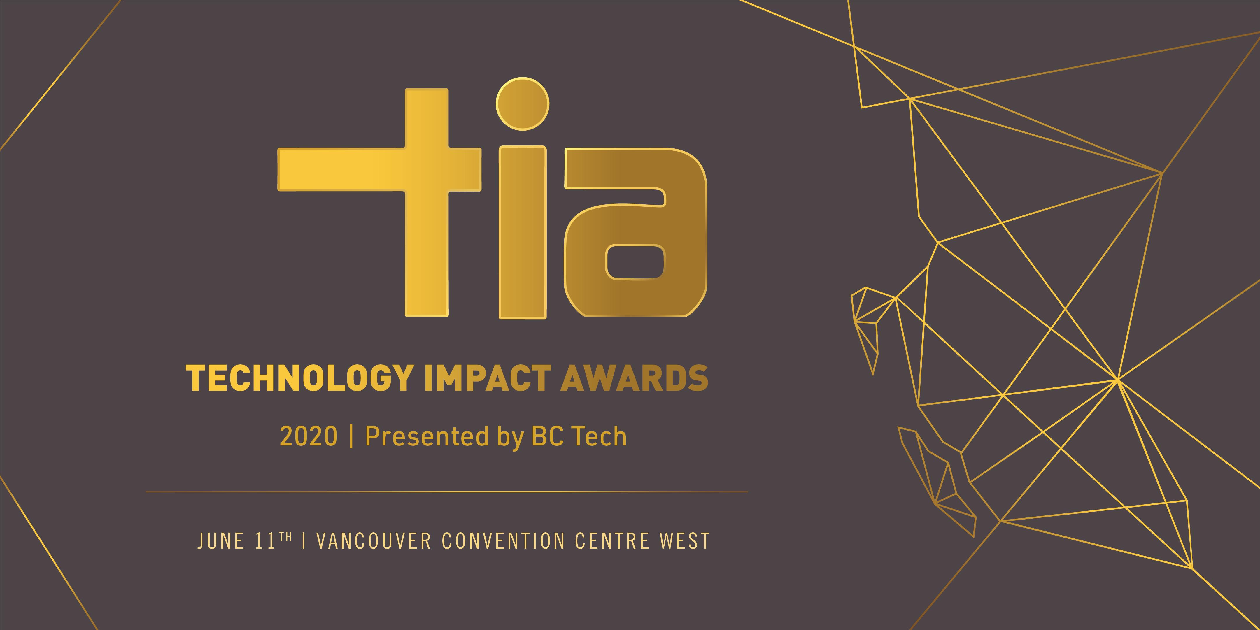 2020 Technology Impact Awards