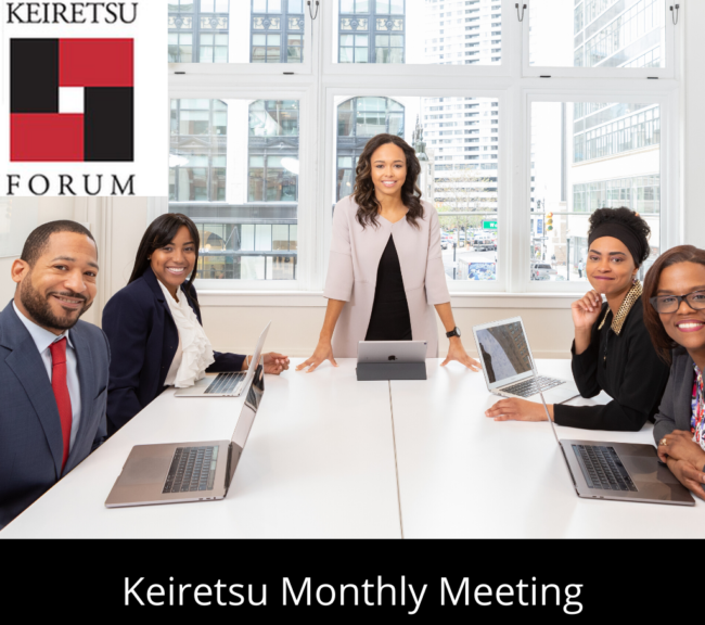 Keiretsu Event Cover Photo