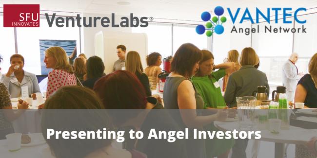 Presenting to Angel Investors