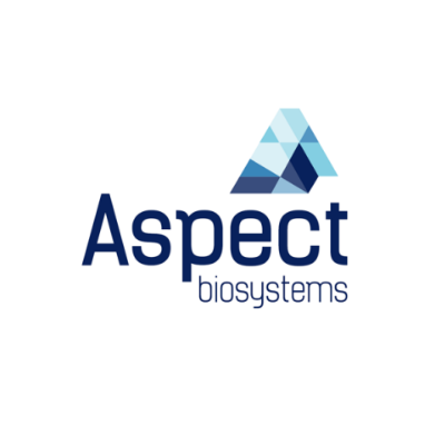 Logo for SFU VentureLabs alumni Aspect Biosystems