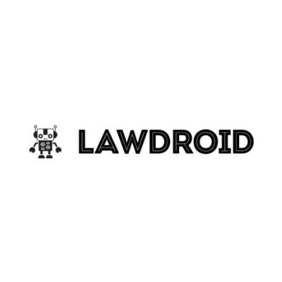 Logo for SFU VentureLabs alumni Lawdroid