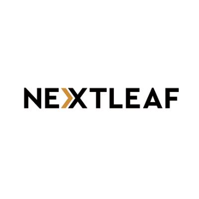 Logo for SFU VentureLabs alumni Nextleaf