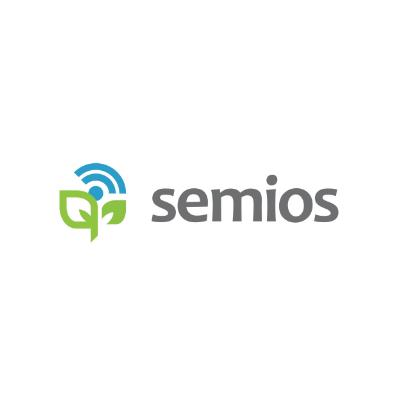 Logo for SFU VentureLabs alumni Semios