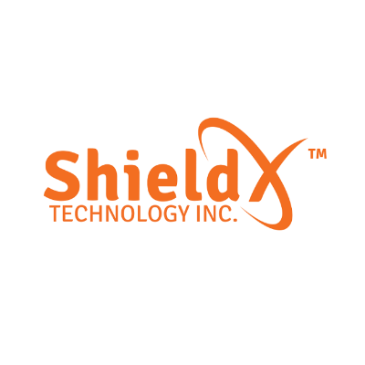 Logo for SFU VentureLabs Alumni Shield-X Technology Inc.