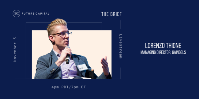 The Brief with Lorenzo Thione