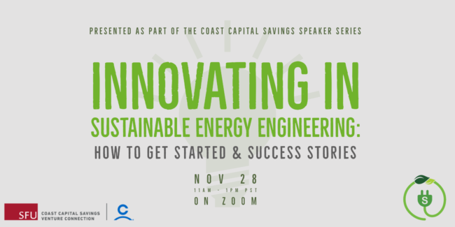 Innovating in Sustainable Energy Engineering
