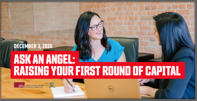 Ask an Angel: Raising Your First Round of Capital