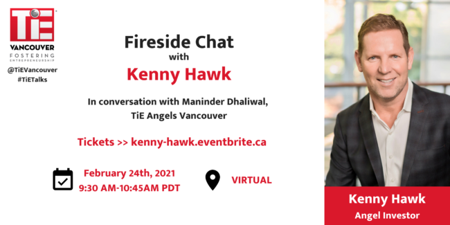 Fireside Chat with Kenny Hawk