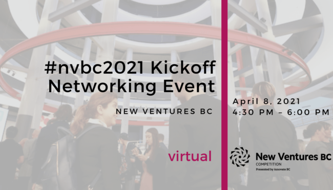 2021 Kickoff Networking Event (virtual)