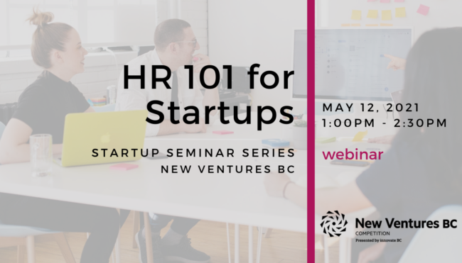 HR 101 for Startups