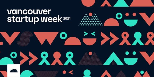 Vancouver Startup Week Promo Poster