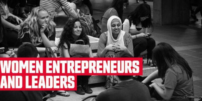 Women Entrepreneurs & Leaders Community Meeting