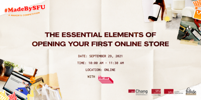 The Essential Elements of Opening your First Online Store