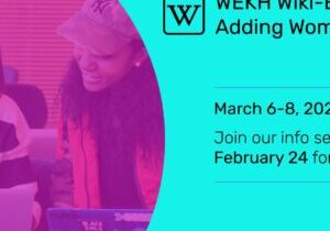 WEKH Wiki-Edit: Adding Women to the Story