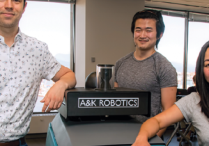 a&k robotics robot mop