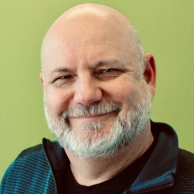 Chuck Hamilton SFU VentureLabs EIR