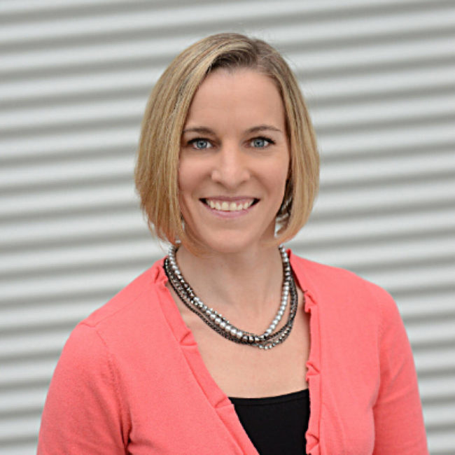 Lesley Duncan SFU VentureLabs Operations Director